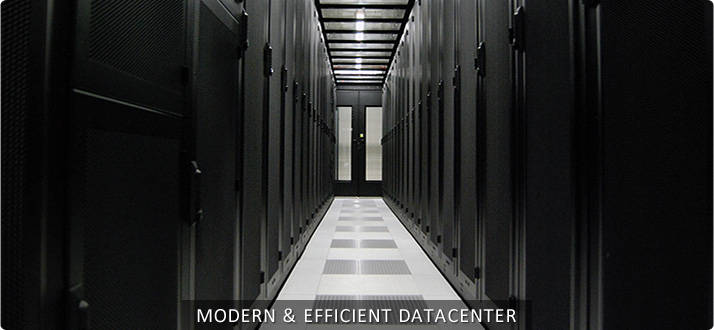 Modern en efficient datacenter